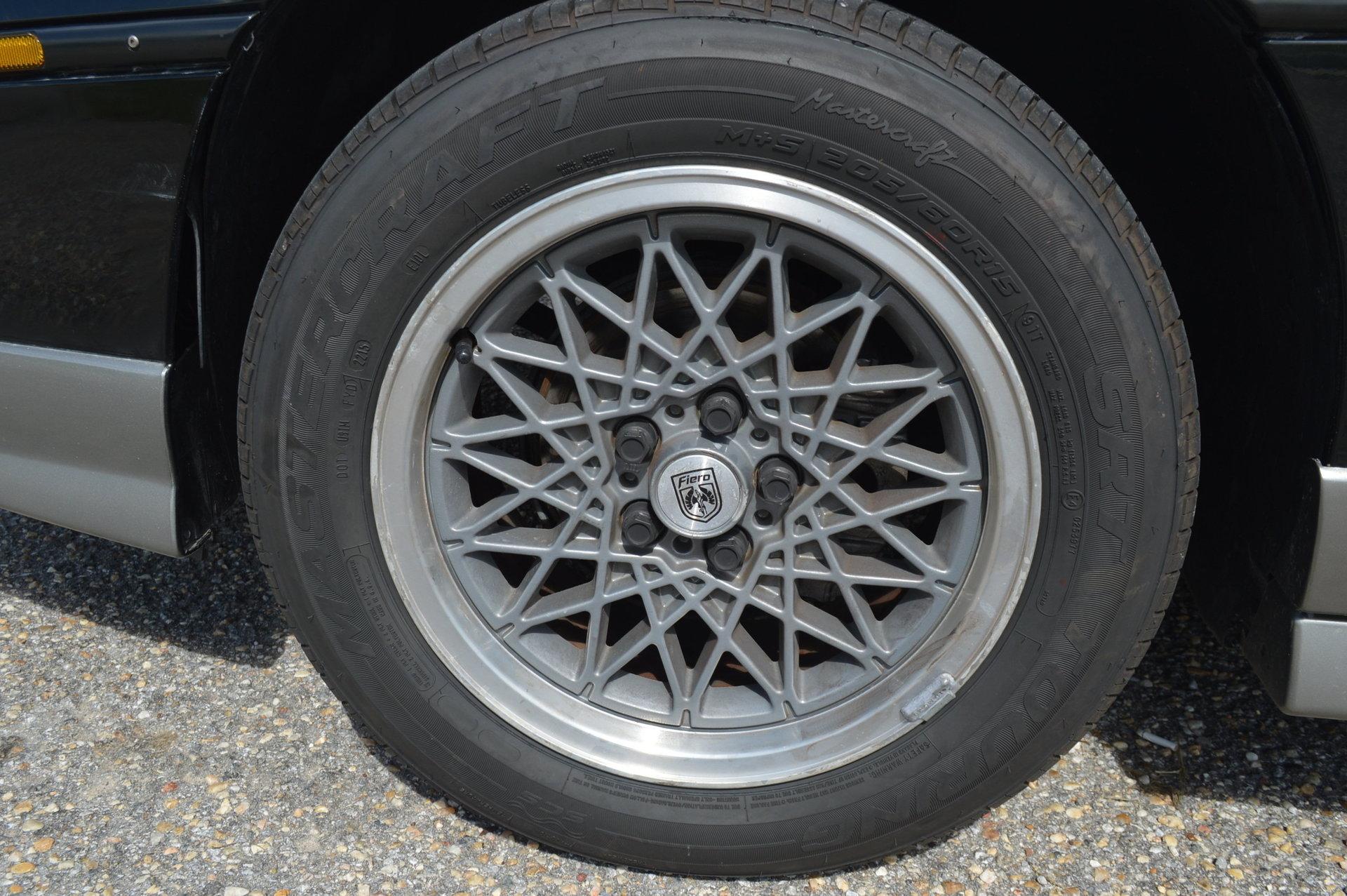 1987 Pontiac Fiero Leaded Gas Classics Drivetrain 255508cabd9c Thumb