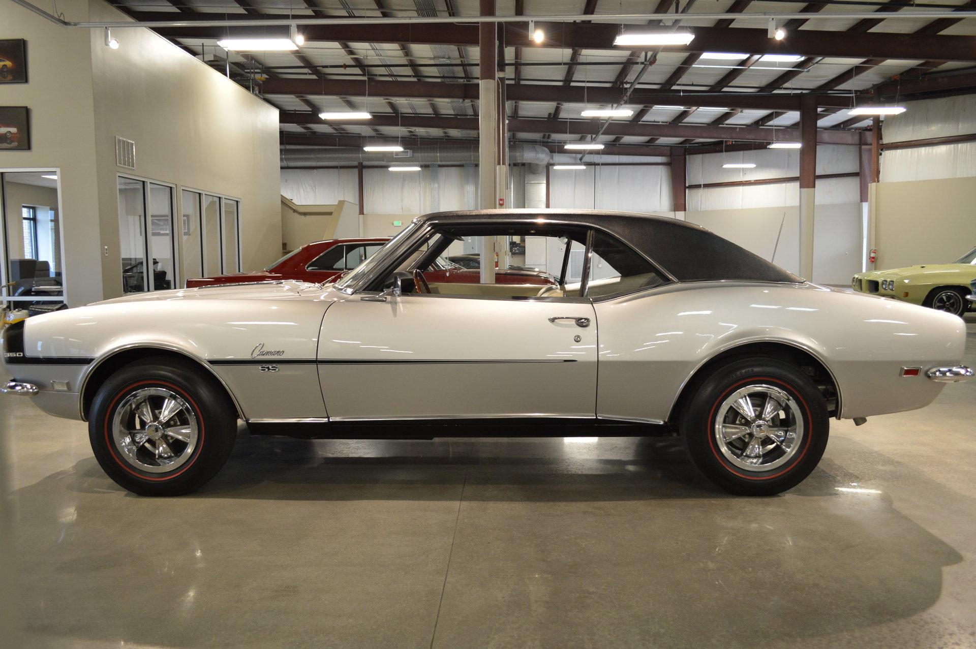 1968 Chevrolet Camaro Leaded Gas Classics Rs Black 156983c43d8f Thumb Dana