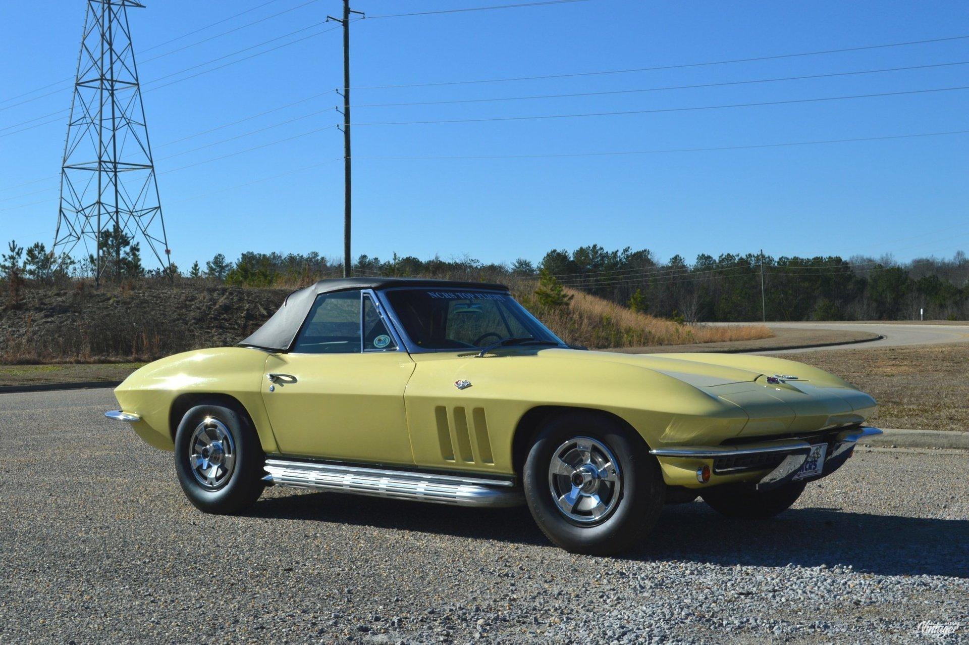 3022515a9e4 hd 1966 chevrolet corvette