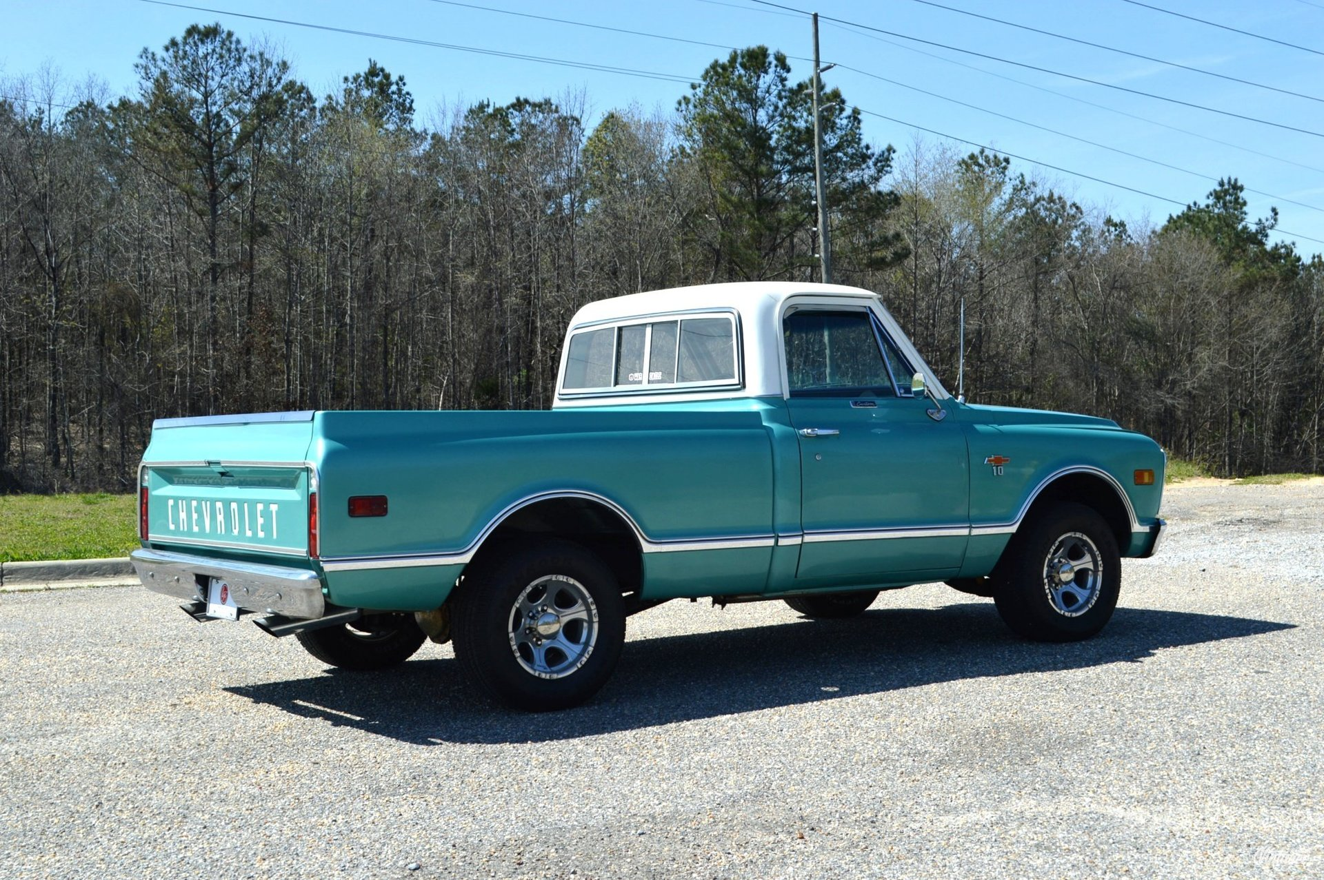 1968 Chevrolet C10 Leaded Gas Classics Chevy Pick Up 130cc8b294e Thumb