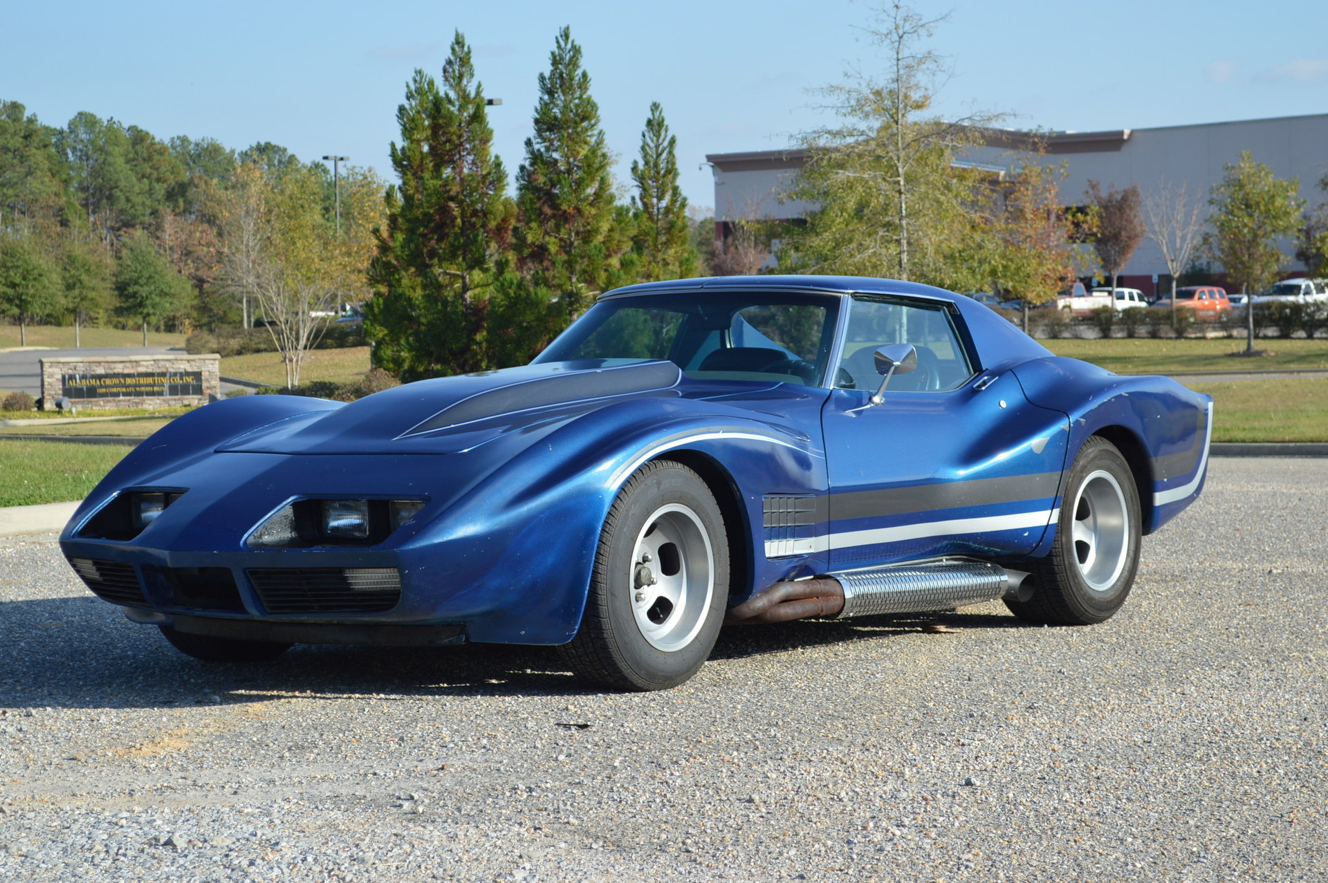2052be3acc96 hd 1972 chevrolet corvette