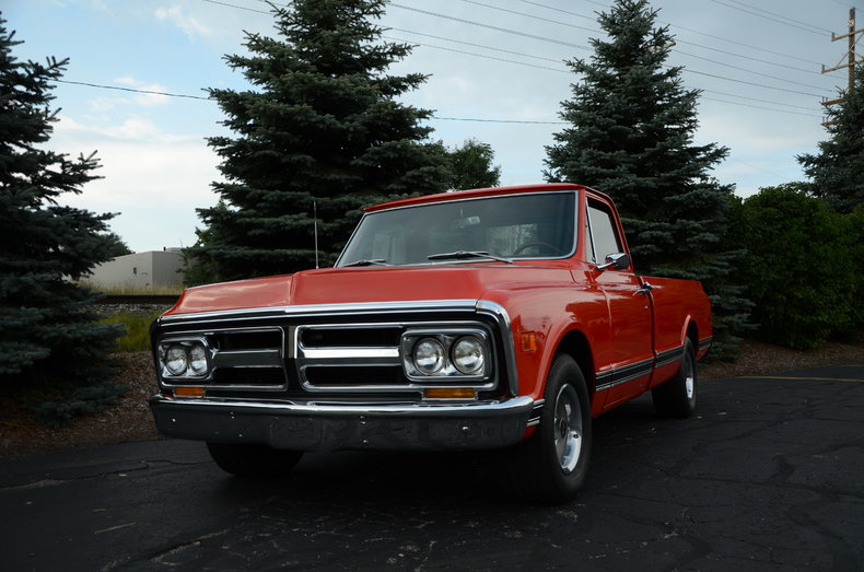 1970 GMC 1/2 Ton Pickup