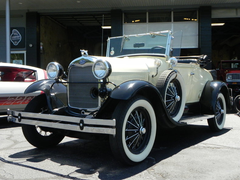 1980 Shay Model A Reproduction