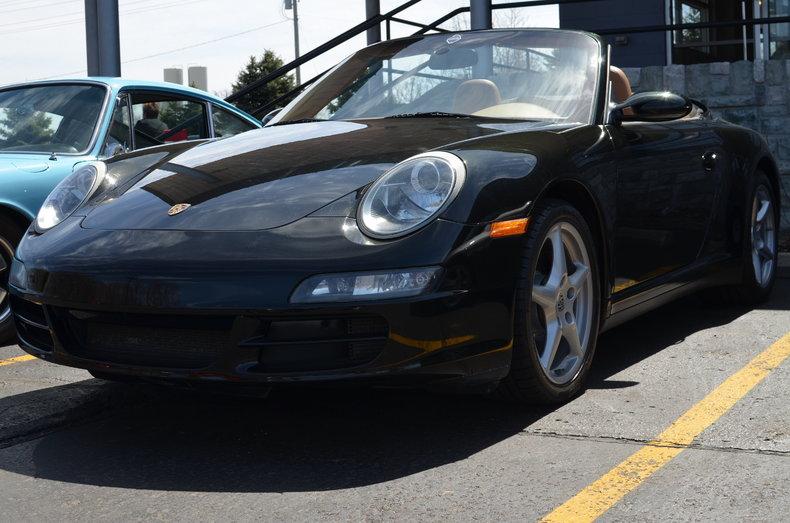 2007 Porsche Cabriolet