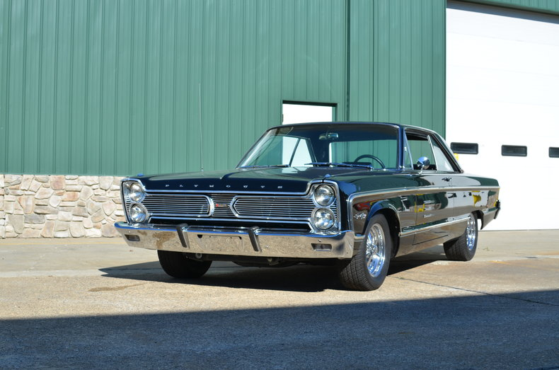 1966 plymouth sport fury leadfoot musclecars. Black Bedroom Furniture Sets. Home Design Ideas