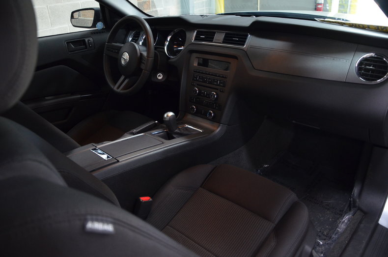 2012 Ford Mustang Leadfoot Musclecars