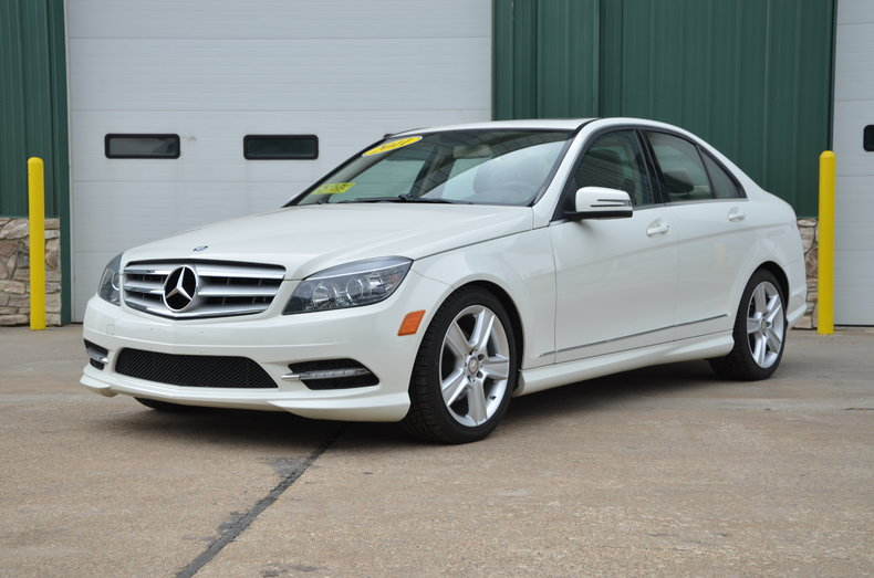 2011 mercedes benz c300 leadfoot musclecars for Mercedes benz c300 for sale 2011