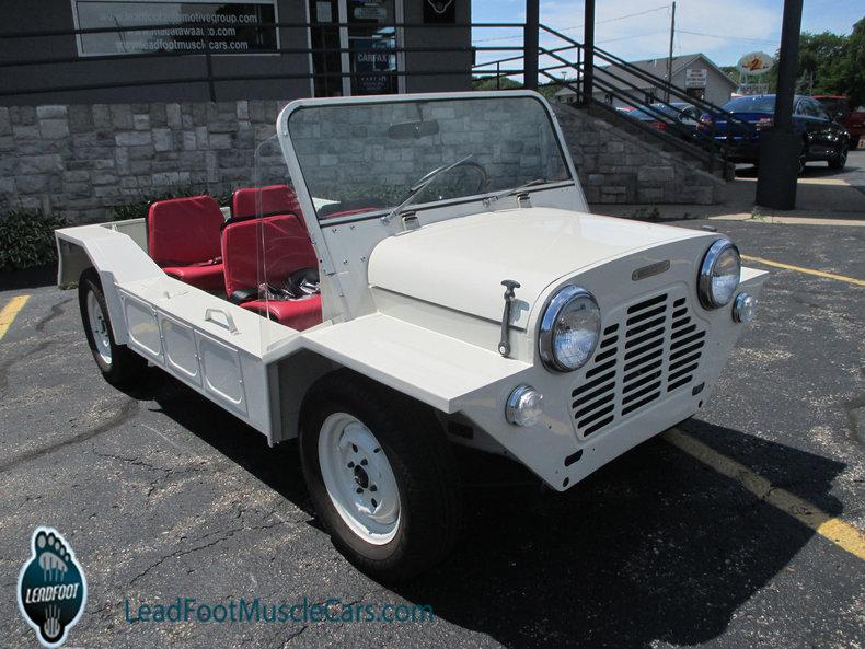 1970 Mini Moke