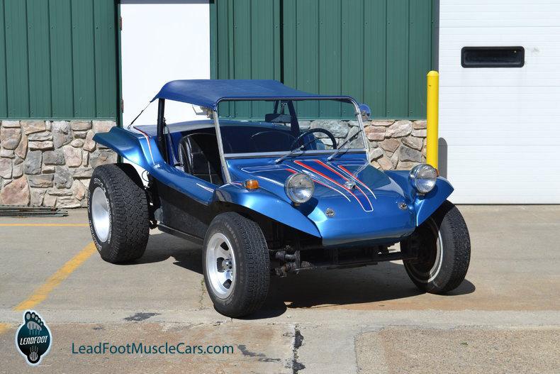 1966 Volkswagen Dune Buggy