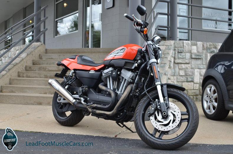 2009 Harley Davidson XR 1200