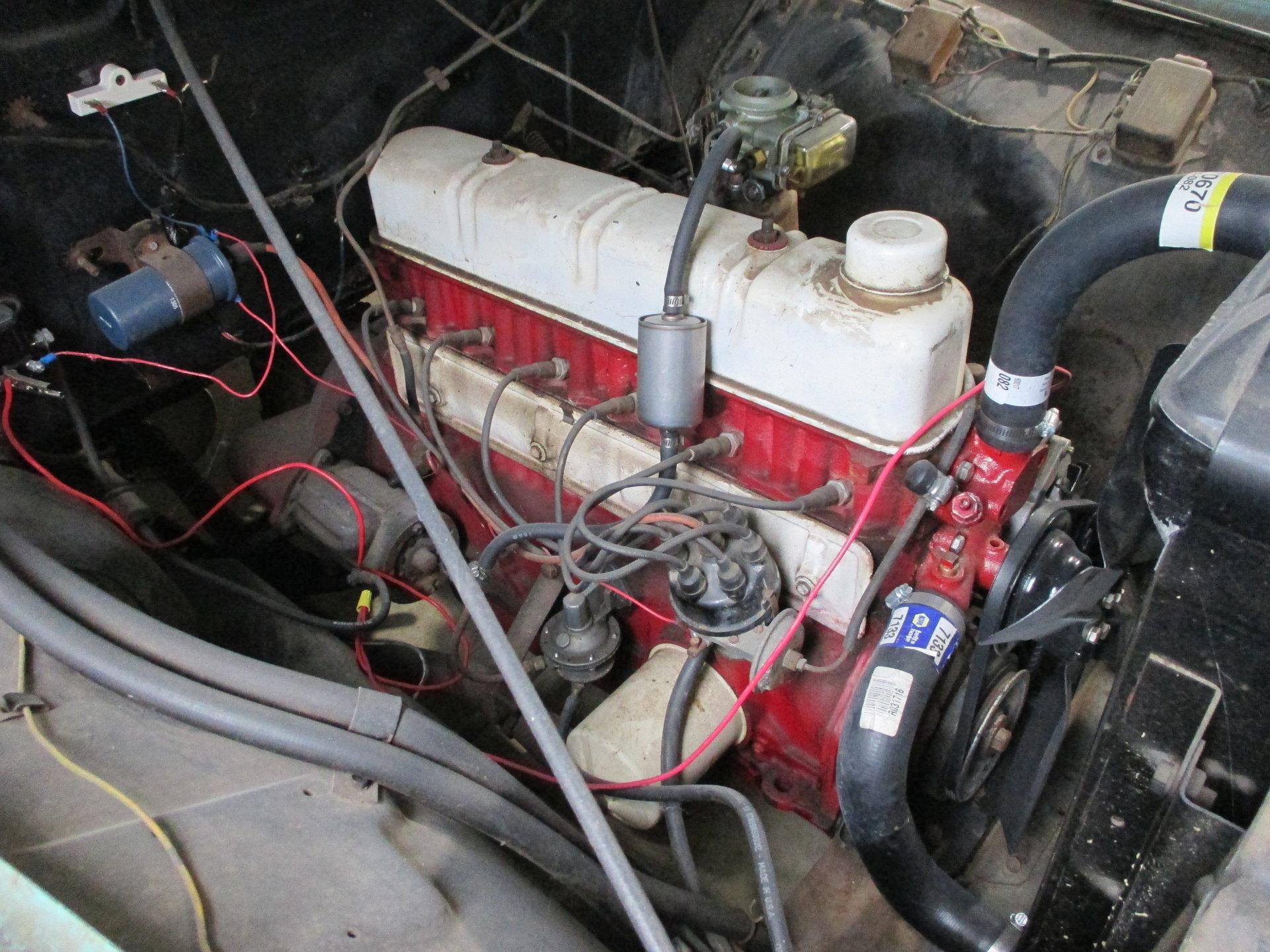 1955 Ford F100 For Sale 91978 Mcg Interior