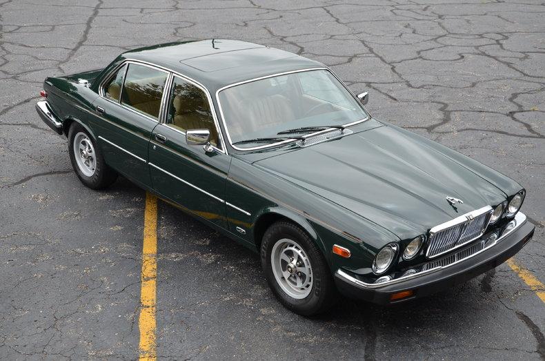 1987 Jaguar XJ6 for sale #67316   MCG