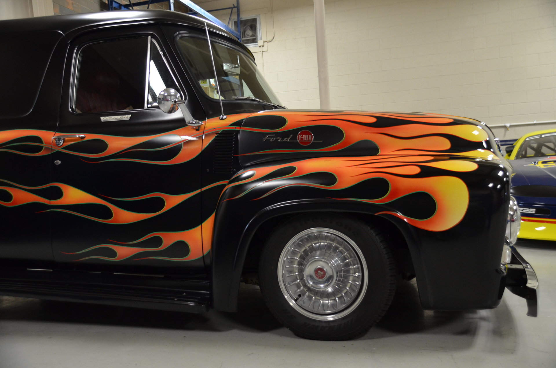 1955 Ford F100 Berlin Motors Project For Sale
