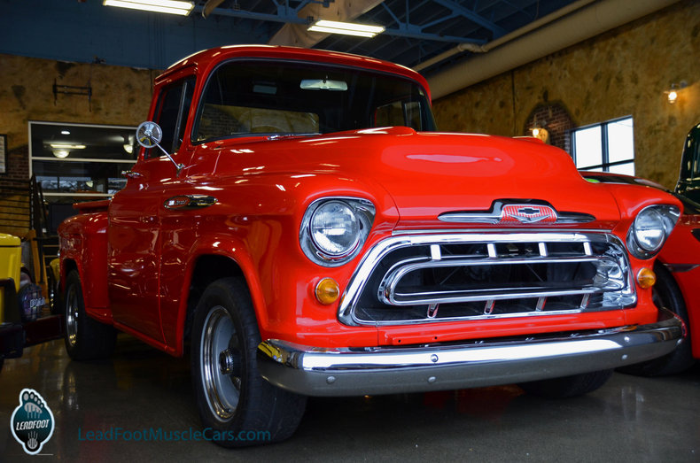1957 Chevrolet 3100 For Sale 75870 Mcg