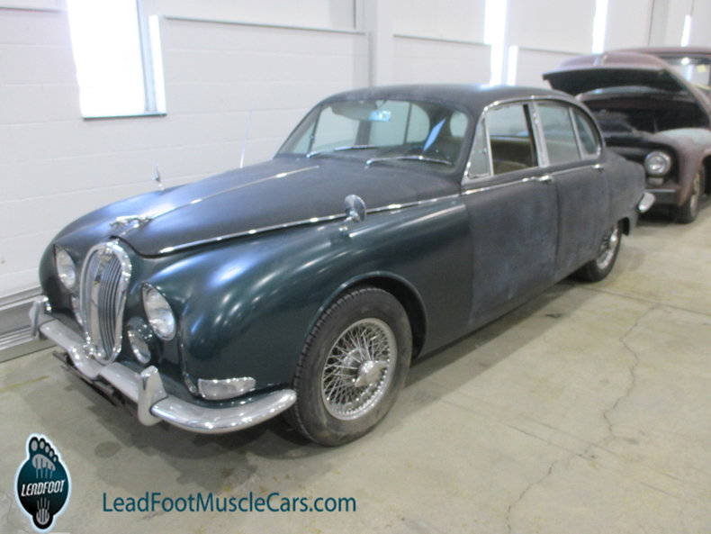 1966 Jaguar 3.8S