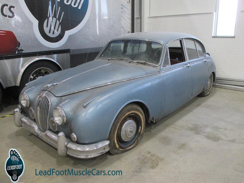 1962 Jaguar Mark II