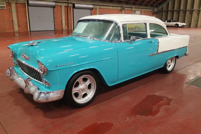 1955年シボレー210