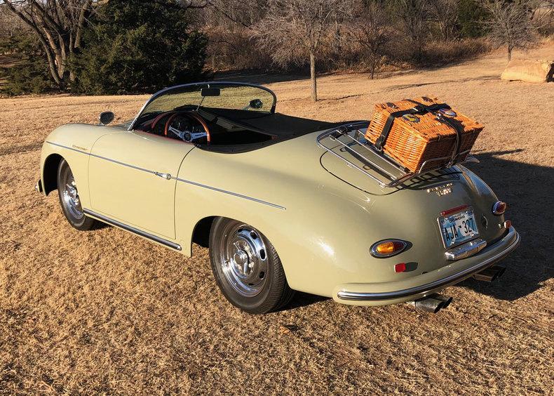1957 1957 Porsche Speedster Replica For Sale