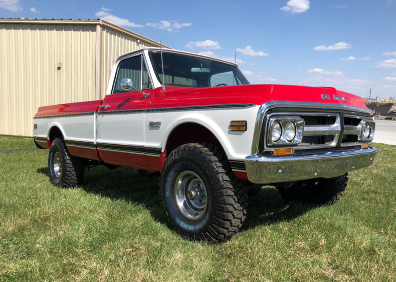 1971 1971 GMC 1500 4 x 4 For Sale