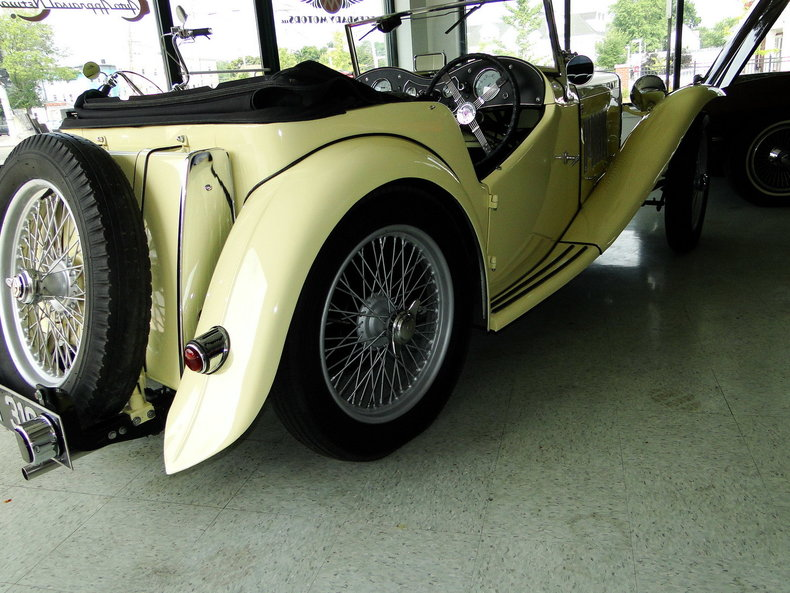 1949 1949 MG TC For Sale