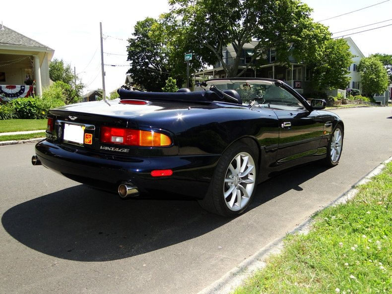 2002 2002 Aston Martin DB7 For Sale
