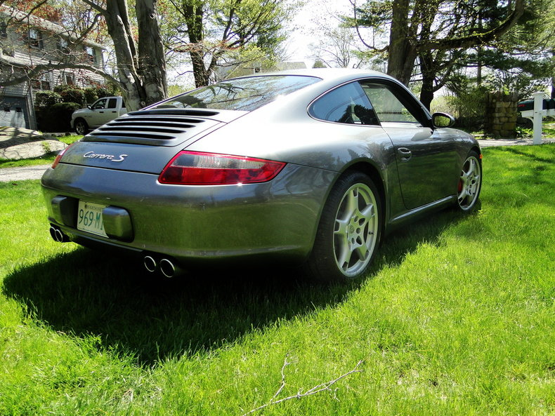2008 2008 Porsche 911 Carrera For Sale