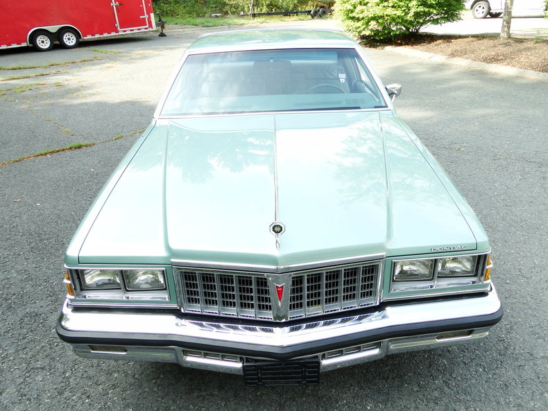 1978 pontiac bonneville my classic garage. Black Bedroom Furniture Sets. Home Design Ideas
