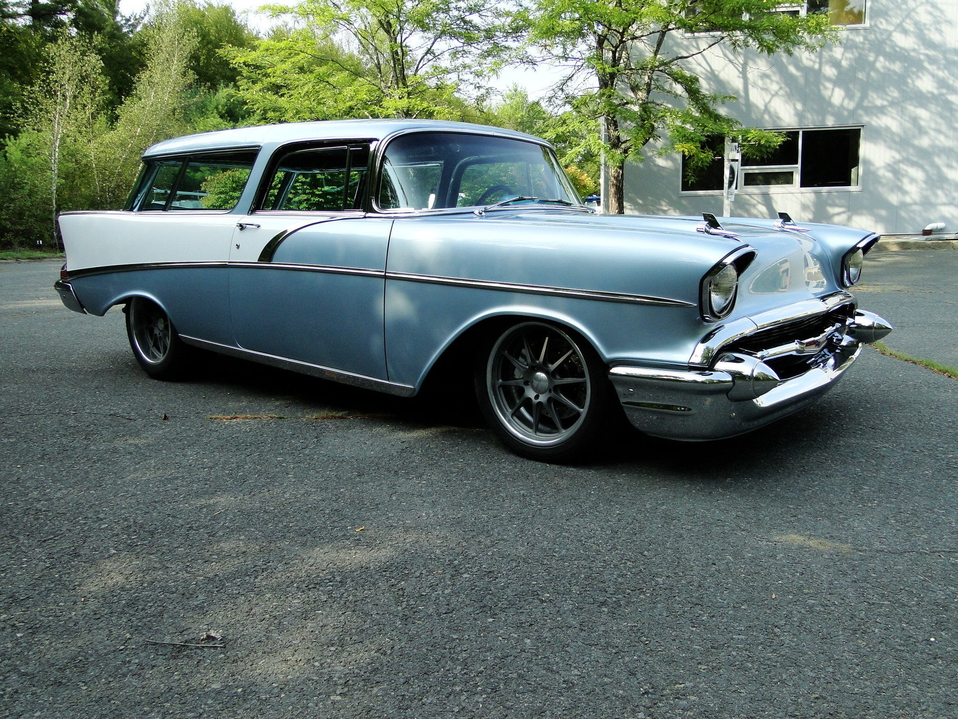 1957 Chevrolet Nomad For Sale 74493 Mcg Chevy Wagon