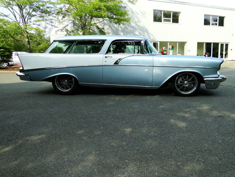 1957 1957 Chevrolet Nomad For Sale