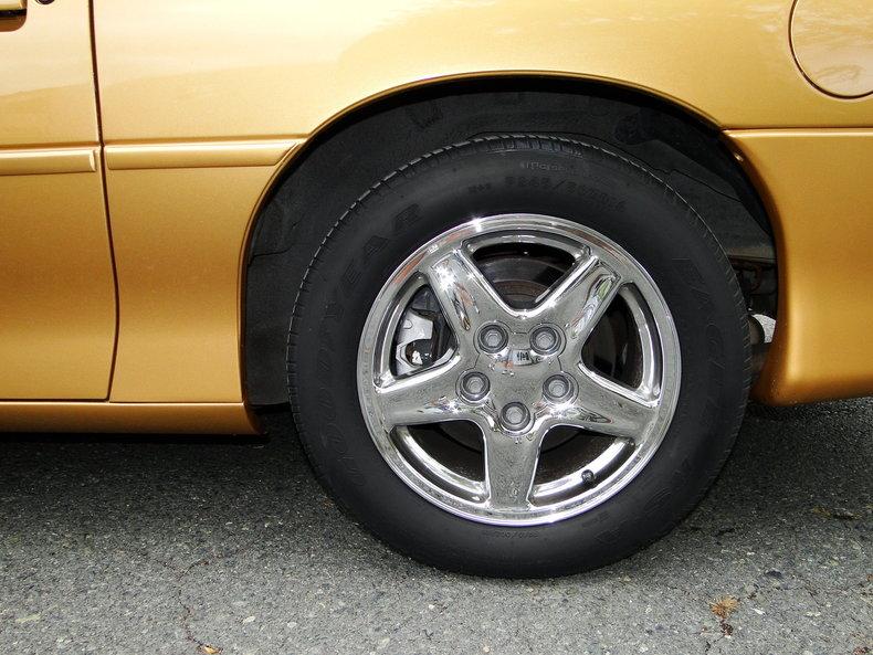 1998 1998 Chevrolet Camaro For Sale