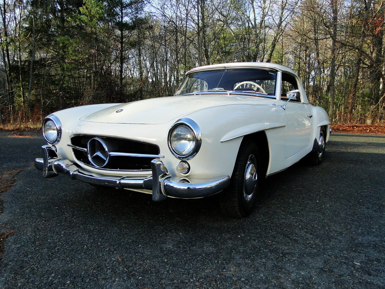 1959 1959 Mercedes-Benz 190SL For Sale