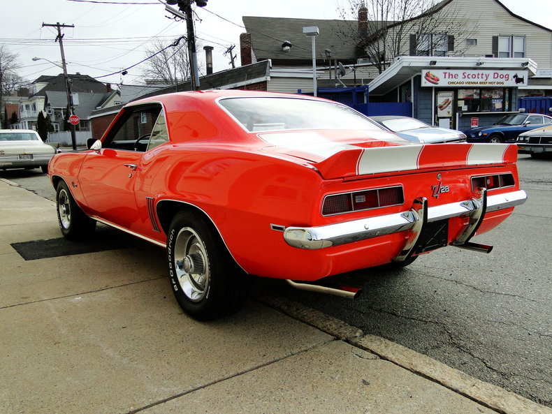 1969 1969 Chevrolet Camaro For Sale