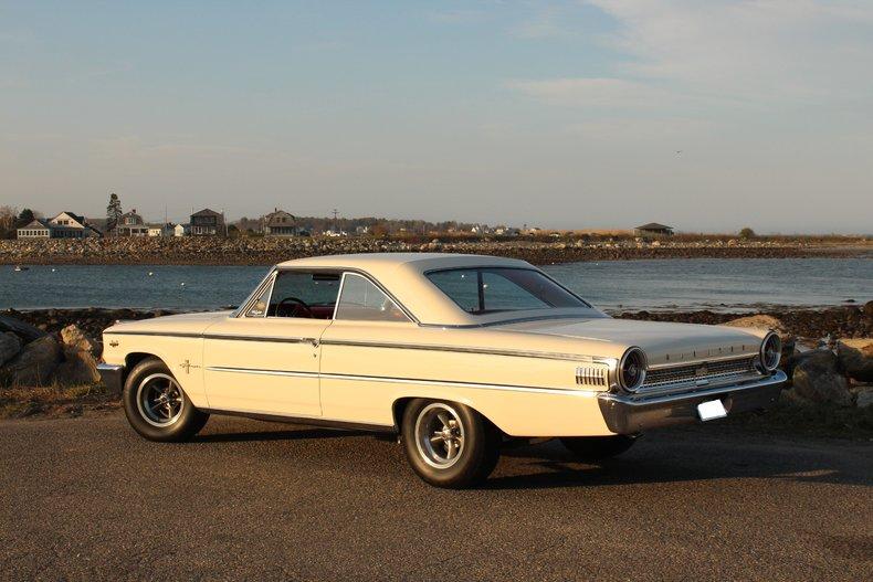 1963 Ford Galaxie 500 Legendary Motors Classic Cars