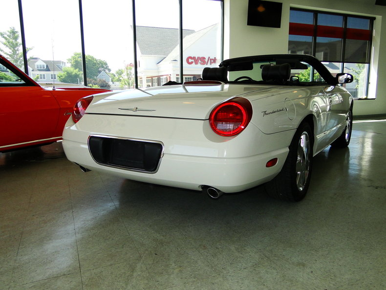2002 2002 Ford Thunderbird For Sale