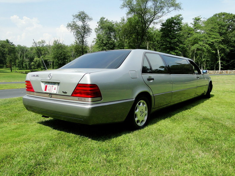 1993 1993 Mercedes-Benz 500SEL For Sale