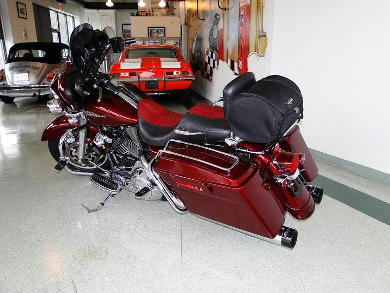 2008 2008 Harley Davidson FLHX Street Glide For Sale