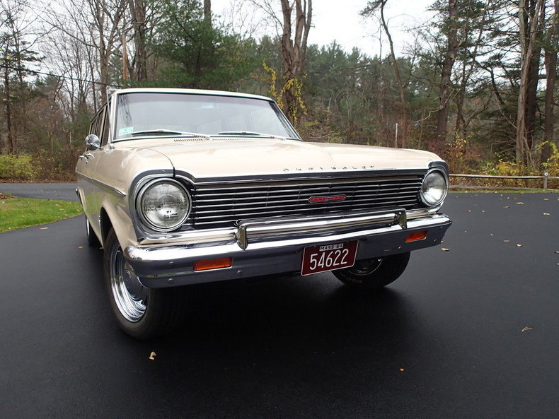 1965 1965 Chevrolet Nova For Sale