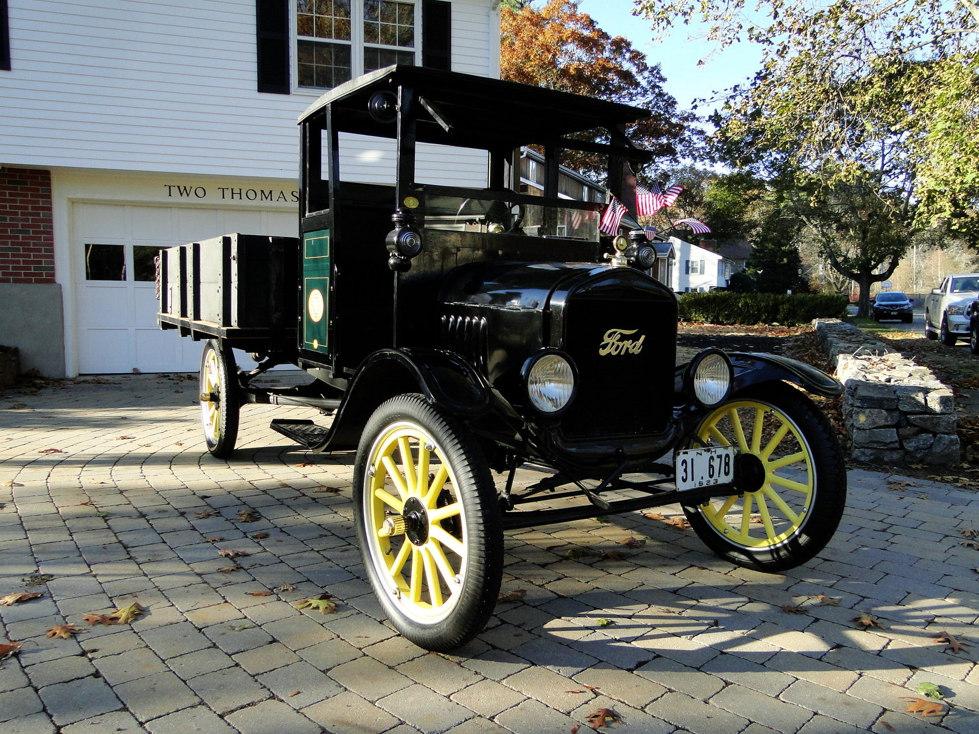 1923 Ford Model TT Truck for sale #74562 | MCG