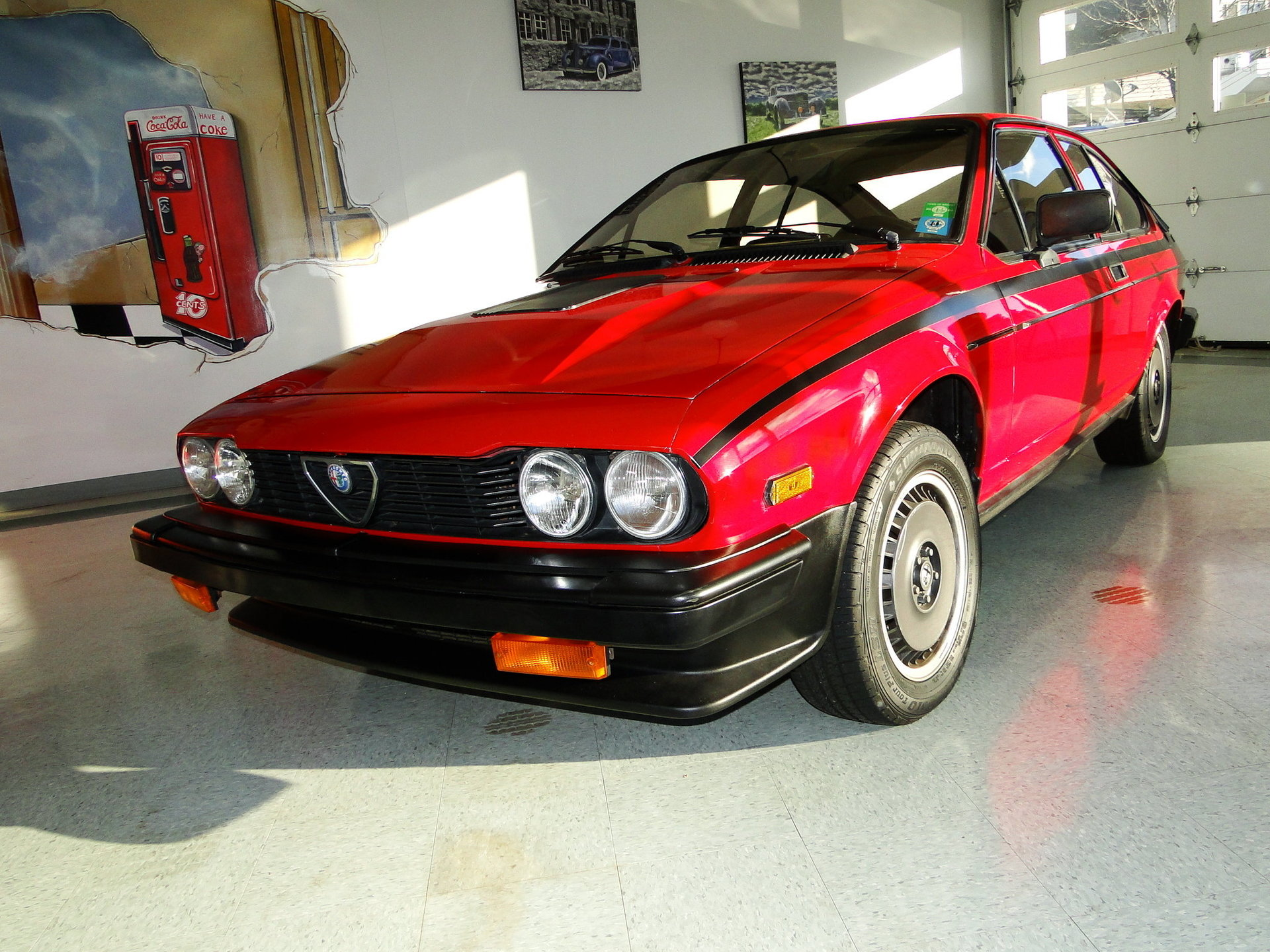 1982 alfa romeo gtv6 balocco s e for sale 76858 mcg. Black Bedroom Furniture Sets. Home Design Ideas