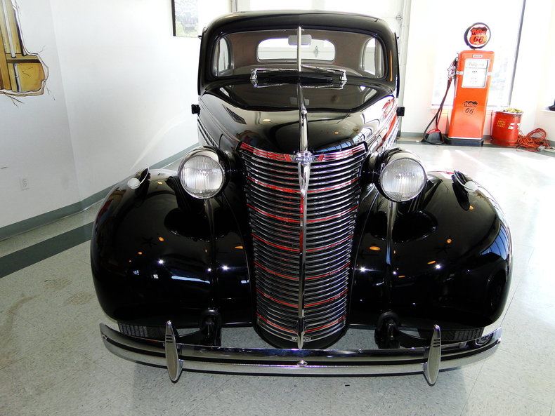 1938 chevrolet master my classic garage for 1938 chevy 2 door sedan for sale