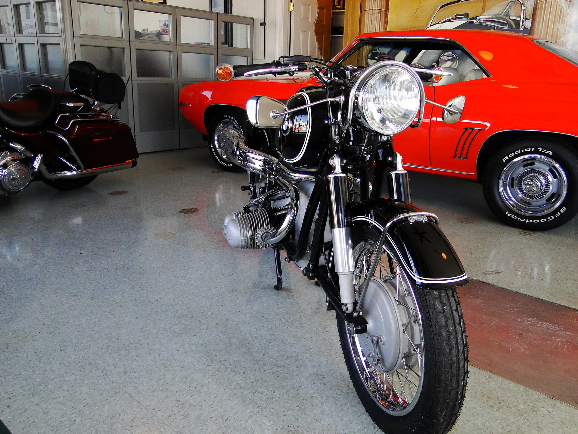 1962 BMW R69S | Legendary Motors - Classic Cars, Muscle ...