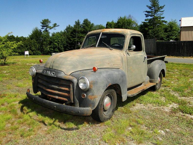 1951 GMC 1/2 Ton Pickup