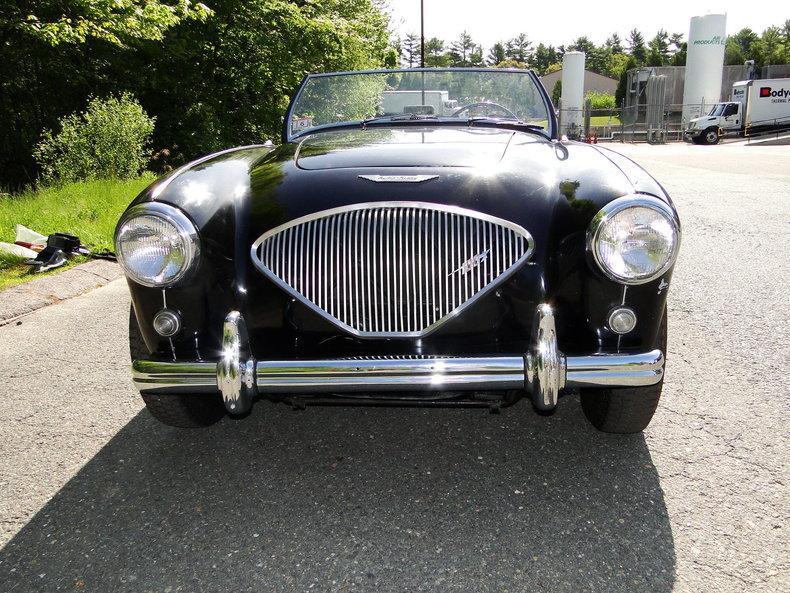 1955 Austin-Healey BN2