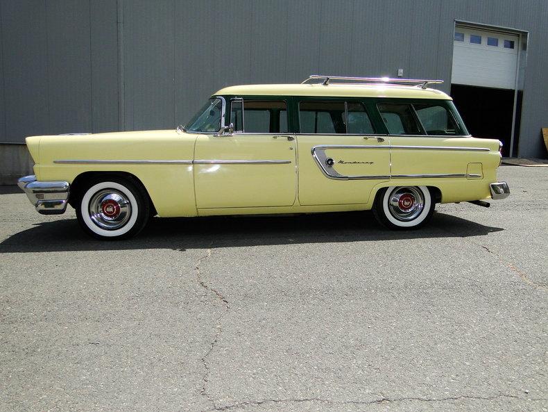 1955 Mercury Monterey Station Wagon
