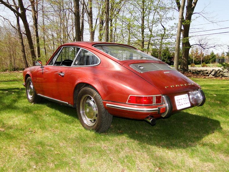 1969 Porsche 912 Legendary Motors Classic Cars Muscle