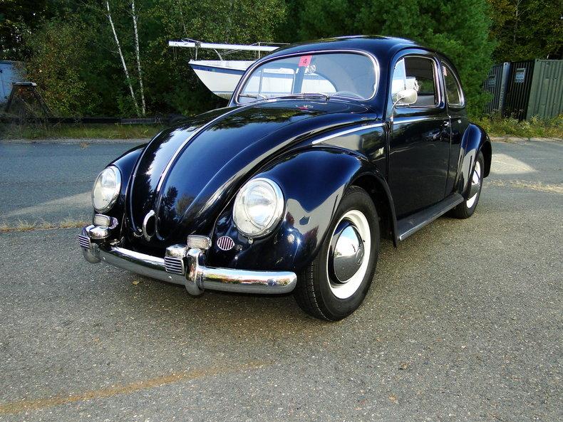 1953 Volkswagen Beetle Legendary Motors Classic Cars