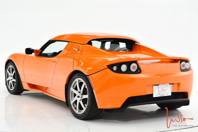 2008 tesla roadster my classic garage for Tesla electric car motor specifications