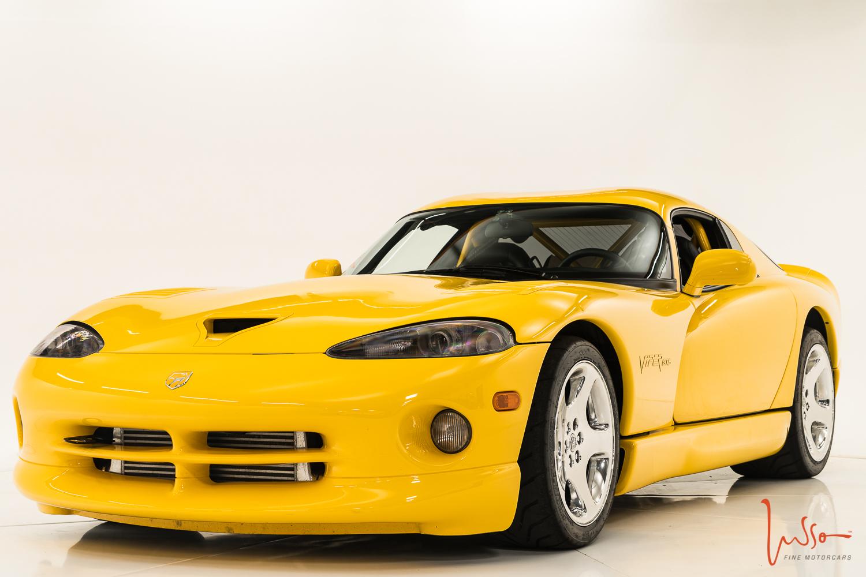 2001 Dodge Viper Gts Ebay