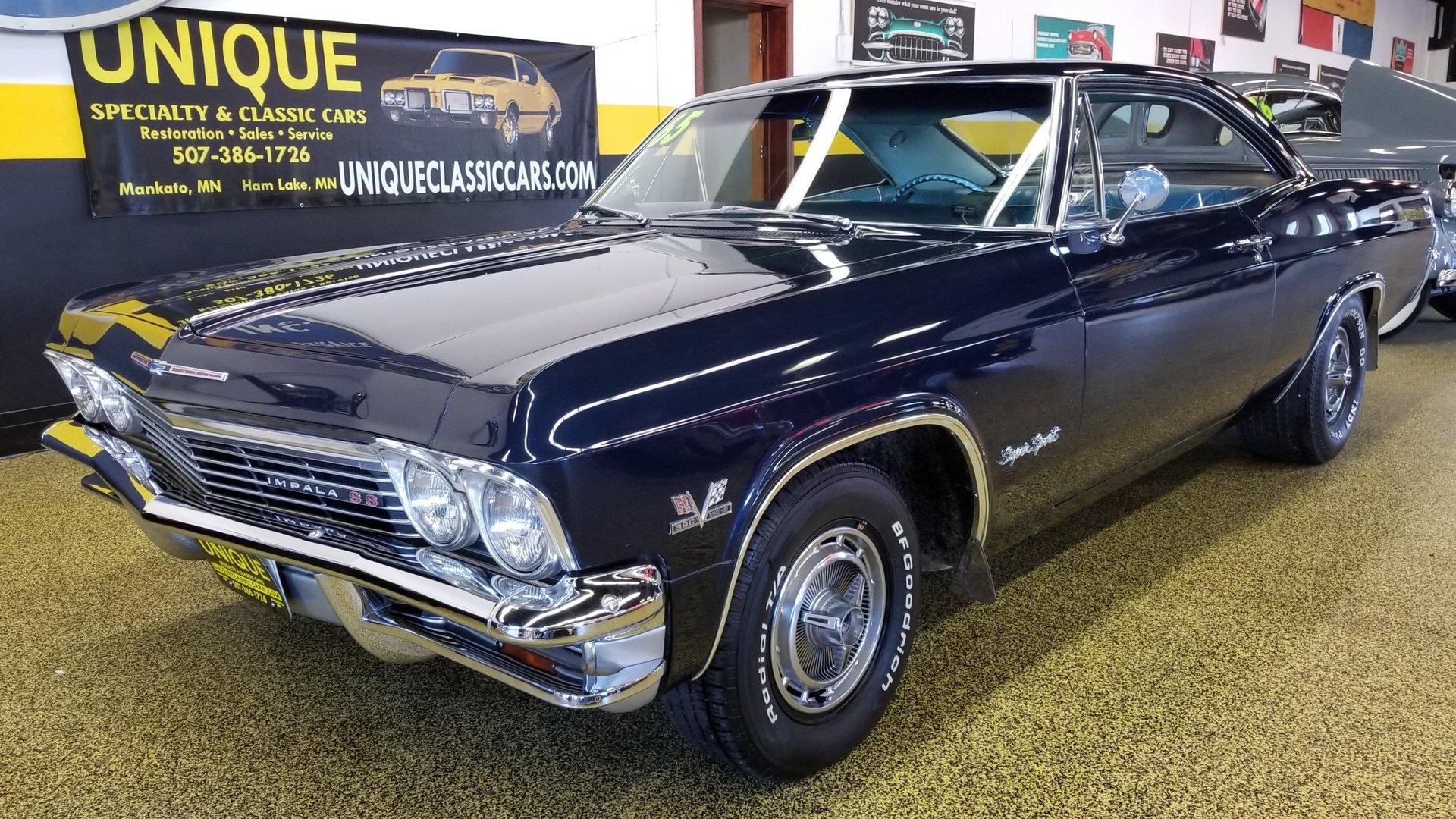 1965 Chevrolet Impala SS 396 2dr Hardtop for sale #99415 | MCG