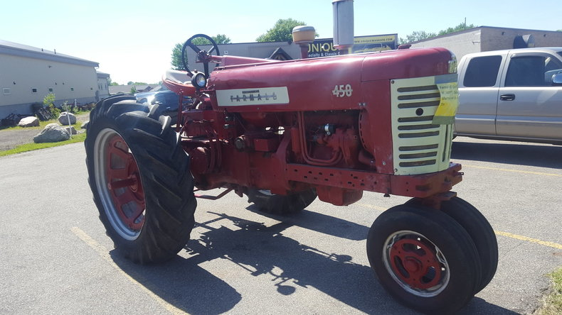 1957 Farmall 450